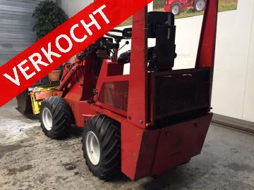 WEIDEMANN 1002 D/M Minishovel